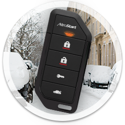AstroStart Remote Start and Security