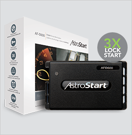 AstroStart DIGITAL Remote Start System - Model AF-D600