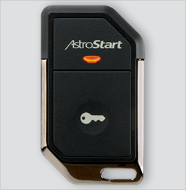 AstroStart Elite Series DIGITAL 2-Way RF System with up to 1/2 Mile range* - Model AF-RFS2621