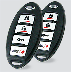 AstroStart 1-Way Remote Start System - Model RS-614XR